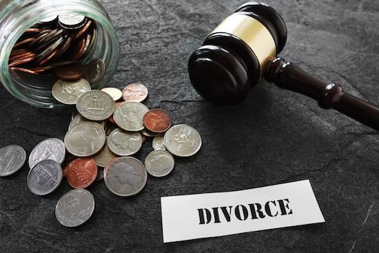 I Can't Afford to Divorce