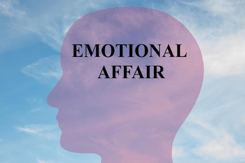 End an emotional affair