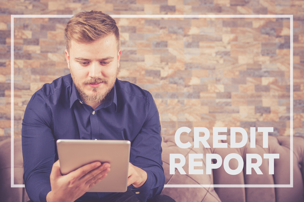 man credit report